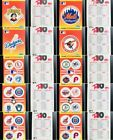 1991 FLEER Team Logo Stickers MLB Baseball Cards Complete Your Set, Your Pick(s) on Ebay