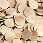 """Unfinished Round Wood Circle Cutout 1-1/2"""" x 1/8"""" by Woodpeckers"""