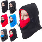 Unisex Thermal Winter Windproof Full Face cover Cycling Neck Warmer Balaclava