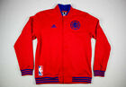NEW adidas Los Angeles Clippers - Men's Red/Blue Jacket (Multiple Sizes) on eBay