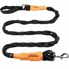 Heavy Duty Braided Bungee Pet Dog Leash with 5 Foot Durable Shock Absorbing