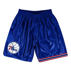 Philadelphia 76ers Hardwood Classics Throwback NBA Dazzle Shorts on eBay