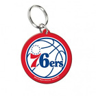 Philadelphia 76ers Premium Acrylic Team Logo NBA Keyring on eBay
