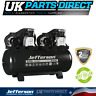 More images of Jefferson 270 Litre 2 x 3HP Tandem Compressor - 2 YEAR WARRANTY