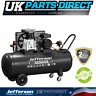 More images of Jefferson 150 Litre 3HP Compressor - 2 YEAR WARRANTY