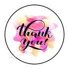 "30 THANK YOU ENVELOPE SEALS LABELS STICKERS PARTY FAVORS 1.5"" ROUND"