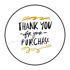 30 Thank You For Your Purchase Envelope Seals Labels Stickers 1.5