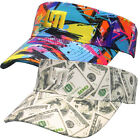 Loudmouth Golf Adjustable Visor,  Brand New