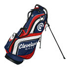 New Cleveland Golf Stand Bag 14-Way Divider 3-Way Grab Handle - Pick Bag
