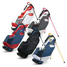 NEW Callaway Golf Hyper-Lite 3 Double Strap Stand Bag - 4.6 LBS - Choose Color