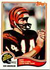 1982 Topps Football  - Pick / Choose Your Cards $0.99 USD on eBay