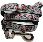 Betty Boop Inspired Dog Leash, 1 inch width choose your length $7.95 USD on eBay