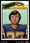 1977 Topps #475 Gary Garrison Chargers San Diego St 7 - NM $2.35 USD on eBay