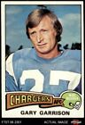 1975 Topps #230 Gary Garrison Chargers San Diego St 7 - NM $1.55 USD on eBay