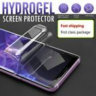 [2PK] For OnePlus 7 7T 8 Pro 6 5t Full Cover Soft Hydrogel TPU Screen Protector