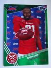 2020 Topps XFL Football Green Parallel Complete Your Set You U Pick List /99