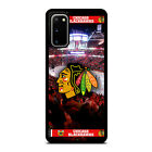 CHICAGO BLACKHAWKS HOCKEY Samsung Galaxy S8 S9 S10 5G S20 Plus Ultra Case Cover $15.9 USD on eBay