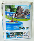 Intex 8ft 12ft Easy Set Round Swimming Pool -ready for water in 10 minutes