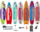 Kyпить 9'-12' Paddle Boards SUP w/ Complete Kit -  1-Year Limited Warranty на еВаy.соm