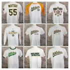 Oakland Athletics A's Nike Majestic VTG SGA Atleticos Matsui Bailey White Shirt on Ebay
