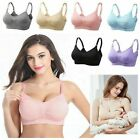 New Seamless nursing maternity bra Breastfeeding removable pads comfortablecup#2
