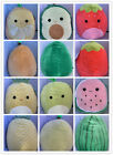 "12"" Kellytoy Squishmallows 2020 Fruit collection Plush toy"