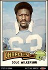 1975 Topps #44 Doug Wilkerson Chargers NC Central 4 - VG/EX $0.99 USD on eBay
