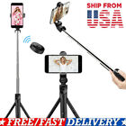 Selfie Stick Extendable Bluetooth Remote Shutter Tripod 360° Rotation for Phone
