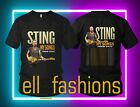 New Sting My Song Tour 2020 with dates Gildan Black T-Shirt Size S-2XL image