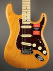 DEMO Fender LTD American Professional Light Ash Stratocaster - Aged Natural (784 for sale