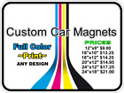 Car Magnet Signs- Magnetics For Truck- Car Magnets-Vehicle Magnets