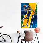 Donovan Mitchell Utah Jazz NBA Wall Poster on eBay