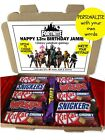 FORTNITE HAPPY BIRTHDAY LOCKDOWN GIFT CHOCOLATE BOX CARD Quarantine MANDALORIAN