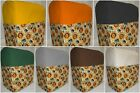 Canvas Harvest Sunflowers Cover Compatible w/ Sunbeam Heritage Series Mixmaster