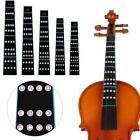 Violin Fiddle Intonation Stickers Fret Marker Labels Fingering Chart C9c2