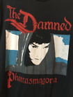 1980s Vintage The Damned Band Tour Black New Men Tee-Shirt S-4XL E050 $19.94 USD on eBay