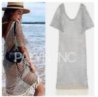 RARE_NWT ZARA SS19 SPARKLY TEXTURED KNIT TUNIC DRESS_M