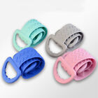 For Shower Back Scrubber Multifunction Body Exfoliating Bathroom Soft Silicone