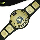 NEW WWF WORLD WRESTLING FEDERATION CHAMPIONSHIP BELT HEAVYWEIGHT ADULT SIZE BELT