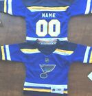 St. Louis Blues Infant  NHL Hockey Jersey add  any name & numbers $37.49 USD on eBay