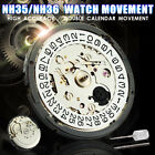 For NH36/NH35 Automatic Mechanical Watch Wrist Movement Day Date Wheel BIC