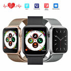 Smart Watch Fitness Tracker Heart Rate Monitor for Samsung iPhone 7 8 X 11 XS XR Featured fitness for heart iphone monitor rate samsung smart tracker watch