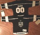 Los Angeles Kings Infant  NHL Hockey Jersey add  any name & numbers $37.49 USD on eBay