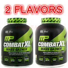 MusclePharm Combat XL Mass Gainer Muscle Recovery Chocolate Vanilla 6 lbs New