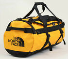 The North Face Base Camp Duffle - Summit Gold/black