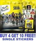 PANINI TOUR DE FRANCE 2020 *STICKERS 251+* & Hybrid Cards   Buy 4 Get 10 Free!Sports Stickers, Sets & Albums - 141755