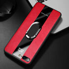 For Xiaomi Mi Max 3 2 A3 10 9 8 Lite Shockproof PU Leather Ring Phone Case Cover