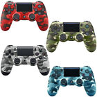 NEW SONY PS4 Wireless Dualshock 4 Controller (RED/BLUE/GREEN/GRAY Camouflage)