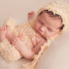 Baby Boy Girl Photo Shoot Outfits Newborn Crochet Costume Photography Props CF