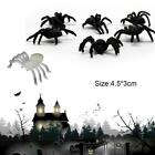 Halloween April Fools' Day Prank Lifelike Spider Simulation Toy Toy Funny T9m3